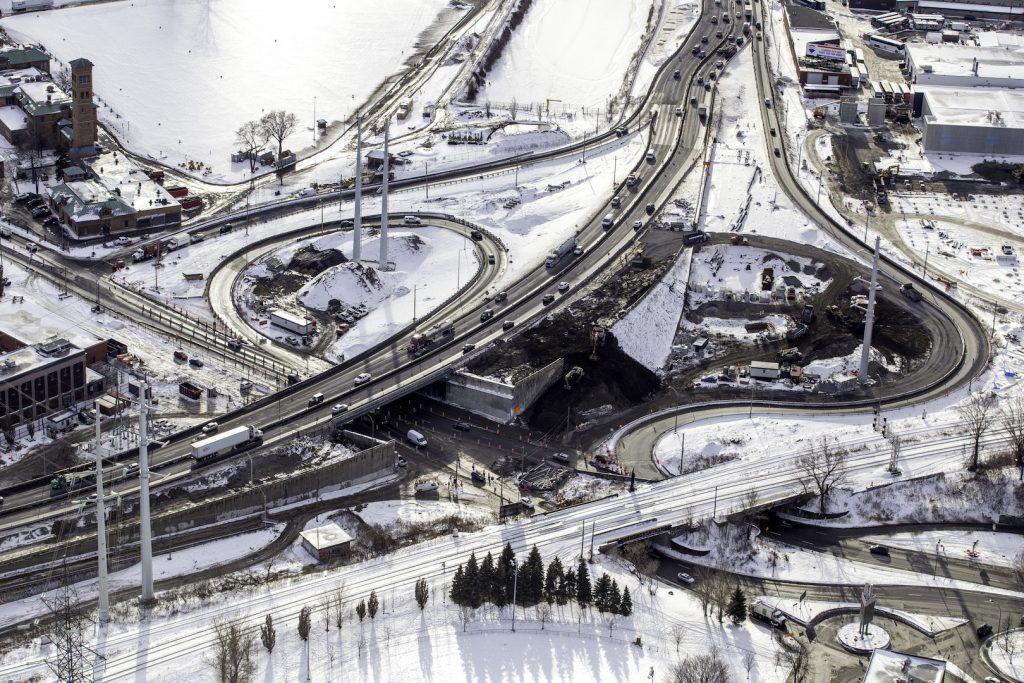 Autoroute 15 – Automne 2017