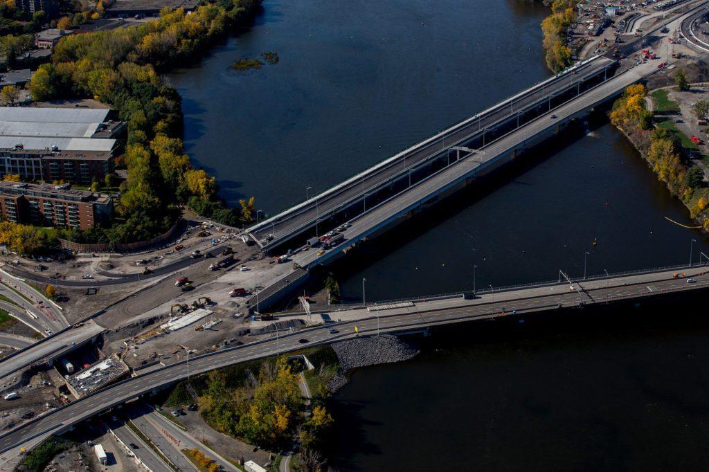 Pont de L'Île-des-Soeurs – Automne 2018